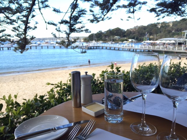 Public Dining Room  Balmoral Beach. Public Dining Room  Balmoral Beach   Feast Wisely