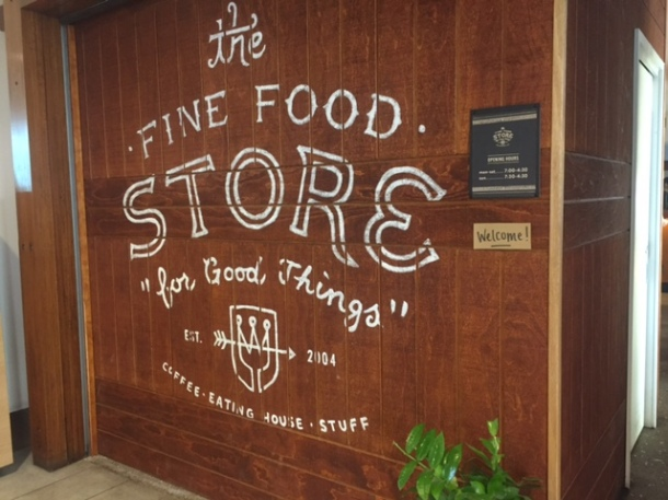 The Fine Food Store, The Rocks, Sydney
