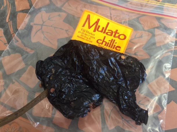 A guide to dried Mexican chillies - mulato