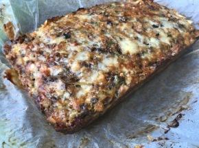 Mushroom Loaf (a veggieroast)