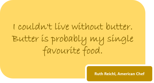 Butter Quote Ruth Reichl