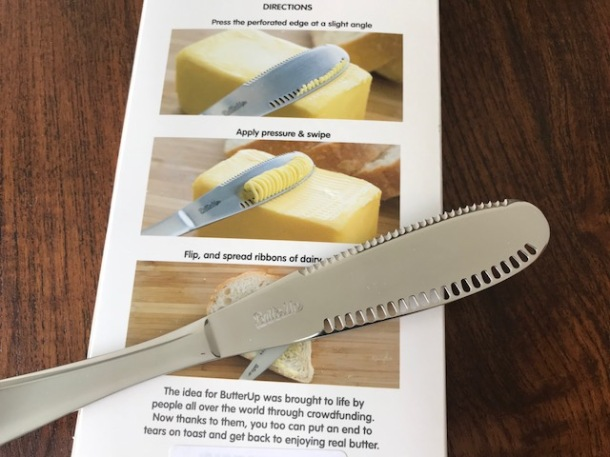 ButterUp knife review