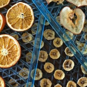 How to make dried fruit (no dehydrator needed)